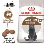 Royal Canin Senior Ageing Sterilised 12+ - Ekonomipack: 2 x 4 kg