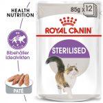 Royal Canin Sterilised Loaf - 12 x 85 g