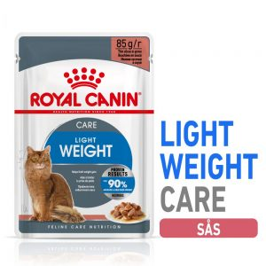 Royal Canin Ultra Light i sås 24 x 85 g
