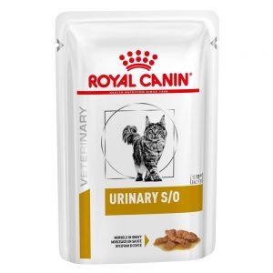 Royal Canin Urinary S/O - Veterinary Diet 12 x 85 g (bitar i sås)