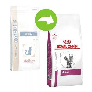 Royal Canin Veterinary Diet Feline Renal - 4 kg
