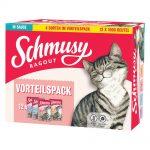 Schmusy Ragout in Sauce Mix - 12 x 100 g