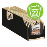 Sheba 22 x 85 g portionsform - Classics Paté Lax