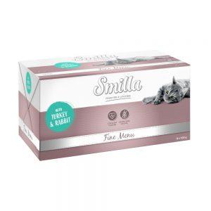 Smilla Fine Menu 8 x 100 g Kalkon & lamm
