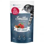 Smilla Soft Sticks 50 g - Öring & lingon