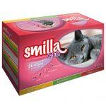 Smilla Sterilised Mixpack portionspåsar - Ekonomipack: 24 x 85 g
