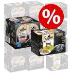 Sparpris! 48 x 85 g Sheba + 48 x 37,5 g Perfect Portions Lax - Sauce Lover