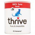 Thrive Maxi Tube Tuna frystorkat kattgodis - Ekonomipack: 2 x 180 g