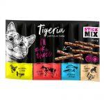 Tigeria Sticks 10 x 5 g - Nötkött & lever