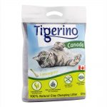 Tigerino Canada kattströ - Lemongrass - 12 kg