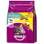 Whiskas 1+ Indoor Kyckling - Ekonomipack: 2 x 800 g