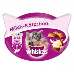 Whiskas Milk-Kittens Ekonomipack: 8 x 55 g