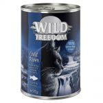 Wild Freedom Adult 6 x 400 g - Golden Valley - Rabbit & Chicken
