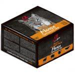 alpha spirit Multi-Flavour Pouch våtfoder katt - Ekonomipack: 20 x 85 g