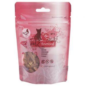 catz finefood Meatz - Ekonomipack: 2 x N°9 Hjort 45 g