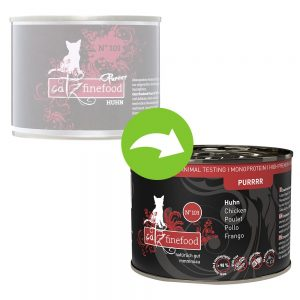 catz finefood Purrrr på burk 6 x 200 - No. 111 lamm (6 x 200 g)